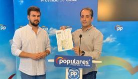 Responsables del PP de Cádiz han presentado la iniciativa