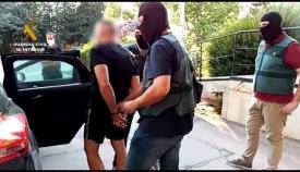 Francisco Tejón 'El Castaña' paga la fianza para salir de Botafuegos