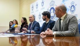 Apymeal presenta su plan de actividades para la Navidad en Algeciras