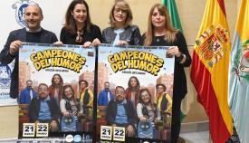 'Campeones del Humor' llega al Teatro Florida de Algeciras