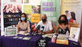Márgenes y Vínculos presenta una campaña sobre violencia y mujeres migrantes