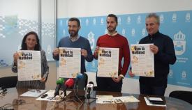'Vive la Navidad es el lema elegido por el Ayuntamiento de La Línea