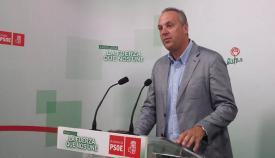 Ruiz Boix, alcalde de San Roque en una imagen de archivo