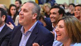 Juan Carlos Ruiz Boix e Irene García