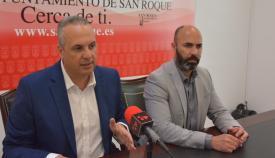 Ruiz Boix en rueda de prensa el pasado mes de mayo