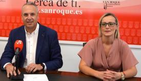 Ruiz Boix y Ana Ruiz