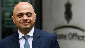 Sajid Javid ministro Reino Unido