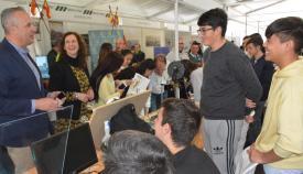 Imagen de archivo del Salón del Estudiante de 2019