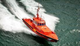 Una embarcación de Salvamento Marítimo. Foto: NG