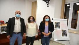 Presentación del libro. Foto Multimedia San Roque