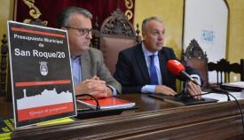 Gavino y Ruiz Boix, junto al proyecto de presupuestos