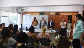 Fomento incorpora a 32 nuevos trabajadores de un plan de empleo en Algeciras