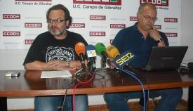 CCOO logra una sentencia favorable a un docente agredido en Algeciras