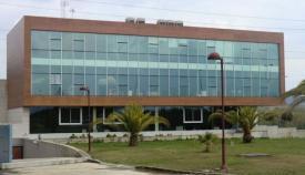 Sede de Arcgisa, empresa de la Mancomunidad de Municipios