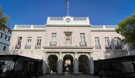 Sede del Parlamento de Gibraltar. Foto SR