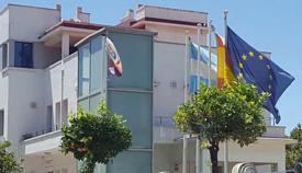 Sede de la UIMP en La Línea