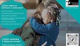 Imagen parcial del cartel de la Semana del Voluntariado de Quirónsalud