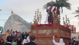 La Semana Santa de La Línea no tendrá desfiles procesionales este año