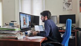 El Ayuntamiento de Algeciras reconoce a los funcionarios de Informática