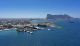 La Autoridad Portuaria de Algeciras prolongará el Muelle Sur de Campamento