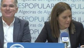 Muñoz y Solanes piden al PSOE y Adelante que no engañen a la ciudad