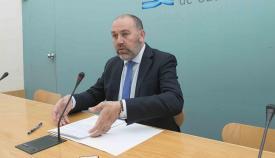 Jesús Solis, responsable económico de la Diputación de Cádiz
