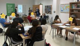 Un momento del programa dirigido a menores. Foto: lalínea.es