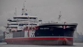 El 'Stena Impero', en una imagen de archivo