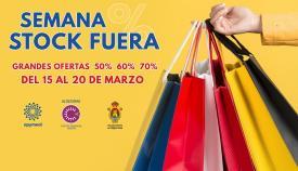 Arranca la semana 'Stock Fuera' en los comercios de Algeciras