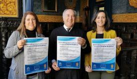 Las licencias de apertura, subvencionadas en el barrio de La Caridad