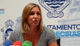 Susana Pérez Custodio, portavoz del PP en la Mancomunidad