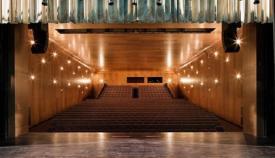 Pintor afirma que trabajan para abrir el Teatro Florida 'con totales garantías'