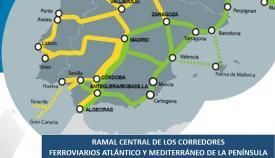 Aprobada la adhesión del Puerto de Algeciras al Ramal Central