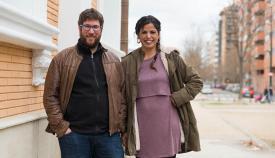 Teresa Rodríguez y Miguel Urban (Podemos)