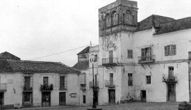 El tranvía de Gibraltar a San Roque y el Café de la Torre