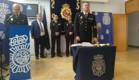 López Gordo ya es el nuevo Comisario Jefe de Algeciras