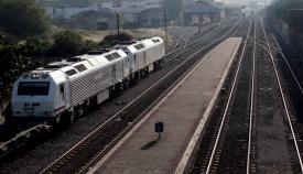 El puerto de Algeciras ha recuperado el tráfico ferroviario