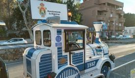 Vox califica de 'impresentable' el recorrido del tren de Algeciras