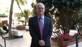 Trevor Hammond advierte de la mala calidad del aire en algunas zonas de Gibraltar