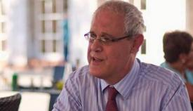 El portavoz de Medio Ambiente del GSD, Trevor Hammond