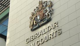 Tribunales de Justicia en Gibraltar