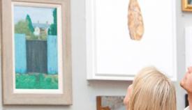 Una de las muestras en la Royal Academy. Foto RA