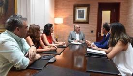 La empresa PTV Telecom estudia instalarse en Algeciras de cara a 2020