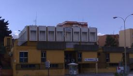 Sede de la UNED en Algeciras