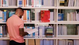 La orientación y el asesoramiento que les proporciona su Universidad con respecto a su curso específico. Foto NG