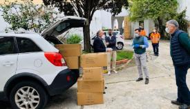 El alcalde de Algeciras pide 'no bajar la guardia frente al Coronavirus'