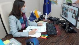 Urbanismo informa sobre la subvención recibida por la UE en Algeciras