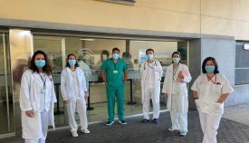 Urgencias del Hospital de Algeciras trabaja en el diagnóstico de VIH