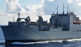 Imagen de la embarcación que ha arribado en Gibraltar. Foto IG
