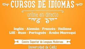 Abierta la inscripción para los cursos de verano de idiomas de la UCA